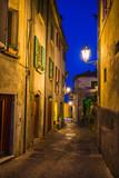 Evening streets of San Marino - 69581836