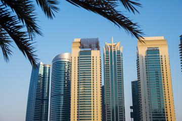 Dubai Marina is one of the most luxurious areas in Dubai