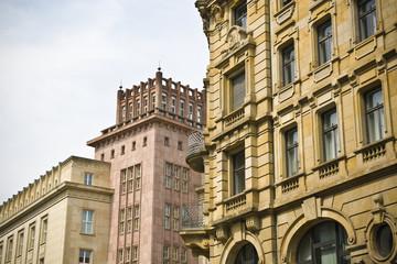 façades berlinoises, Berlin