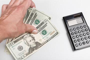 Bezahlen und Nachrechnen