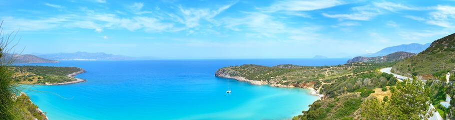 Mirabello Bay Crete, Greece