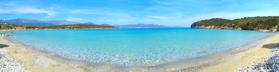 Zatokę Mirabello Crete, Grecja