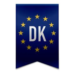 Banner - european union - denmark - DK