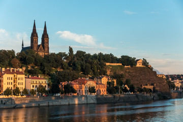 View of Vysehrad