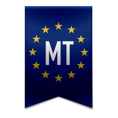 Banner - european union - malta - MT