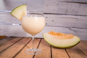 melon cocktail