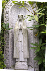 Madonna im Gebet