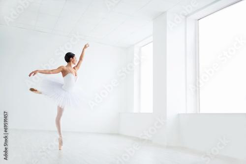 Fotobehang Dans Ballet