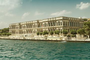 Ciragan Palace@Istanbul