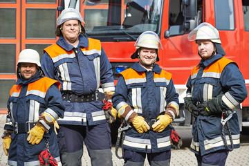 firefighter crew