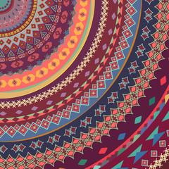 Background of bright ornamental pattern