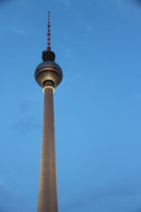 Berlin landmark - TV Tower