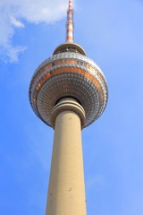 Berlin landmark - TV Tower