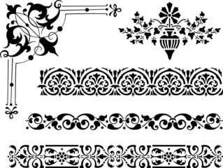 Different design elements
