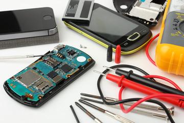 Riparare il vecchi telefono cellulare