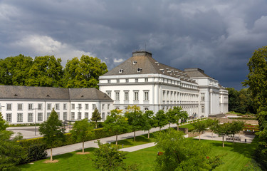 Palace of the prince electors of Trier in Koblenz, Germany