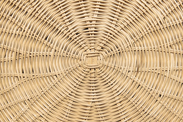 Basket close up