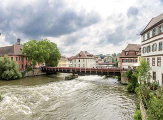 Bamberg - Altstadt und Regnitz