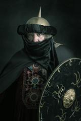 Muslim warrior