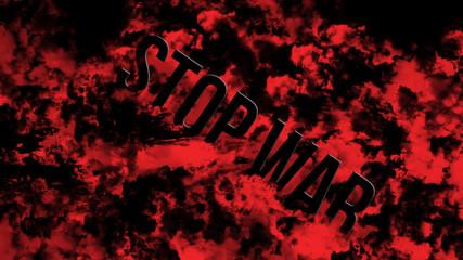 Stop War Background