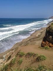 california coastline in pacifica