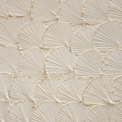 Background of the cement wall plaster decorative style