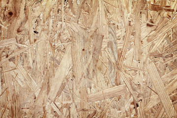 Recycled compressed plywood board background