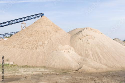 hałda piasku - 69607049