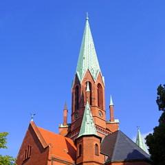 Christus u.Garnisonskirche in WILHELMSHAVEN