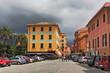 canvas print picture - Sestri Levante