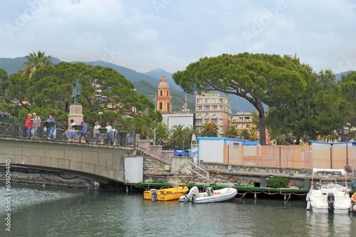 Fotobehang Centraal-Amerika Landen Rapallo