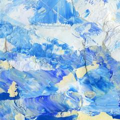 Acrylic background
