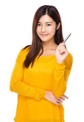 Female hold pen