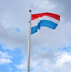 Luxemburger Flagge
