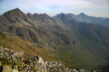 Scotland highland Isle of Sky