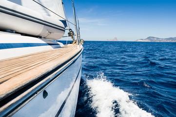 Sail adventure