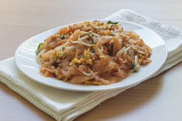 Pad thai (Thai food )