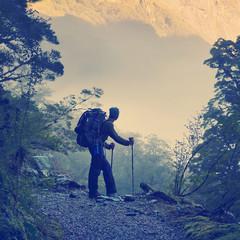 Hiking Instagram Style