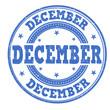 December stamp