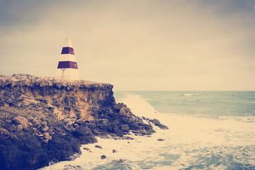 Stormy Seas Instagram Style
