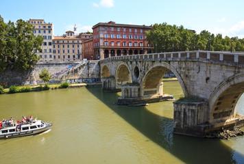 Ponte Sisto in Rom