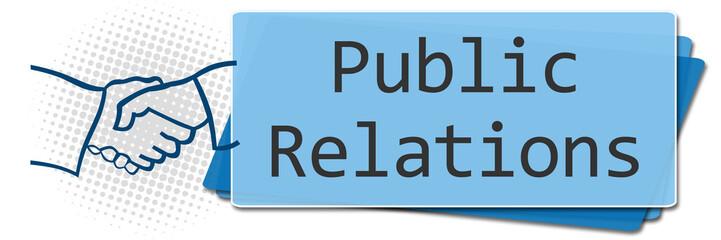 Public Relations Side Squares