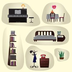 Set-furniture
