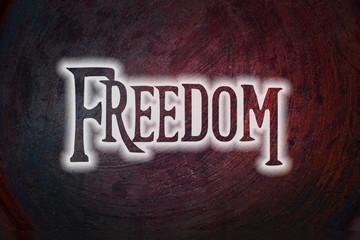 Freedom Concept