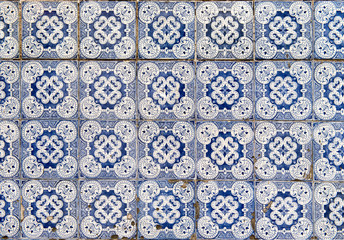 Beautiful Portuguese tilework