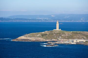 A Coruna - Tower of Hercules - Ancient lighttower