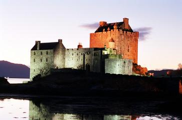 Eilean Donan castle , the Highlands , Scotland