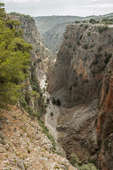 Aradena-Schlucht auf Kreta