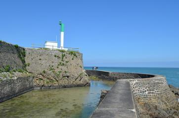 fortification vauban à Saint-Vaast-La-Houge (Normandie)