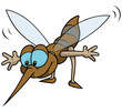 Flying Mosquito